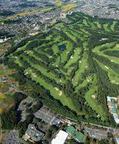 2020年東京五輪のゴルフ会場となる霞ケ関CC=埼玉県川越市