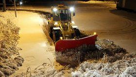 """冷える道内、峠は""""真冬"""" 中山峠では積雪5センチ"""