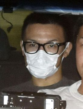 和歌山の指名手配男、神戸で逮捕