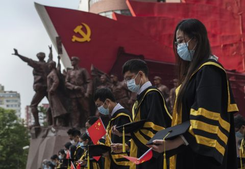 中国、「学問の自由」認めず
