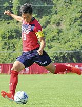 いわきFC大勝、19歳高橋が攻守の起点 福島県社会人リーグ