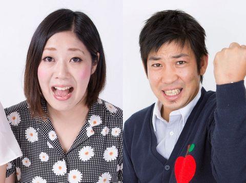 日本エレキテル連合・中野、松尾アトム前派出所と結婚 交際0日で「何とも奇怪な展開です」