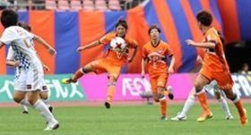 なでしこ新潟、仙台に惜敗 連勝3で止まる
