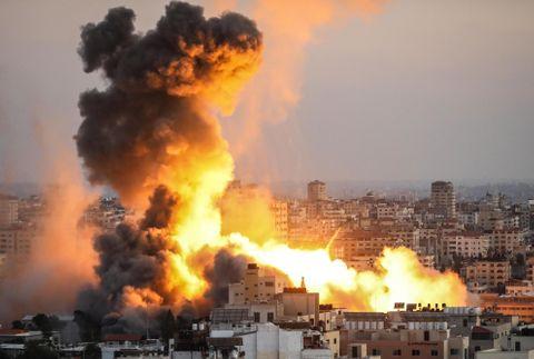 イスラエル衝突、一帯に拡大